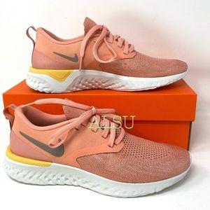 Nike Odyssey React 2 Flyknit Pink Quartz Women's